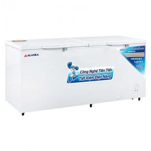 Tủ đông Alaska HB-1200C bảo hành chính hãng