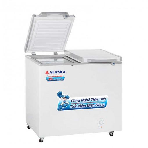 Tủ đông mát Alaska FCA-2600N bảo hành chính hãng