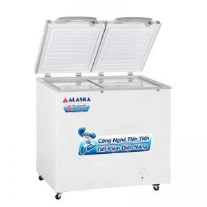 Tủ đông mát Alaska FCA-3600N thiết kế hiện đại