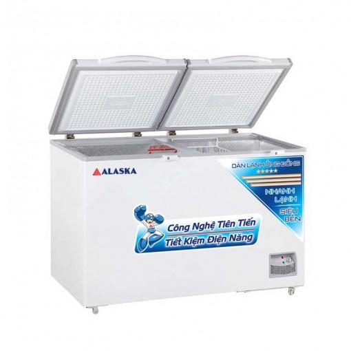 Tủ đông Alaska HB-500C bảo quản thực phẩm tươi ngon