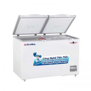 Tủ đông Alaska HB-550N thiết kế hiện đại