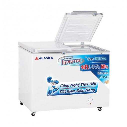 Tủ đông mát Inverter Alaska FCA-4600CI thiết kế hiện đại