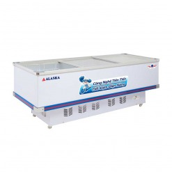 Tủ đông kính phẳng Alaska SD-9W làm lạnh nhanh