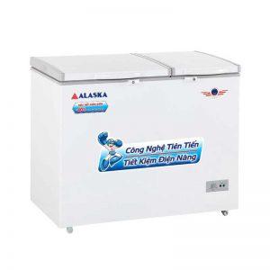 Tủ đông mát Alaska BCD-3071 bảo hành chính hãng