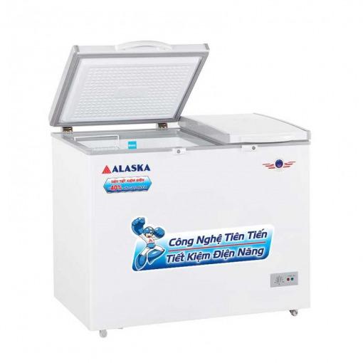 Tủ đông mát Alaska BCD-3571 làm lạnh nhanh