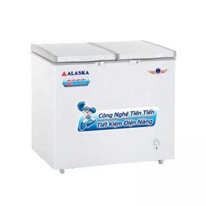 Tủ đông mát Alaska BCD-4567N bảo hành chính hãng