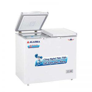 Tủ đông mát Alaska BCD-5068N làm lạnh nhanh