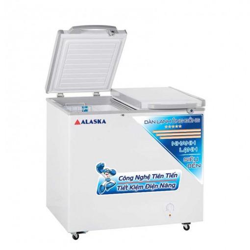 Tủ đông mát Alaska FCA-2600C bảo hành chính hãng