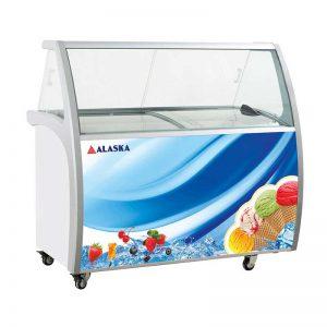 Tủ kem Alaska ISG-12 làm lạnh nhanh