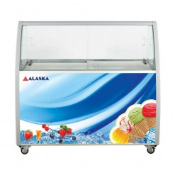 Tủ kem Alaska ISG-9 làm lạnh nhanh