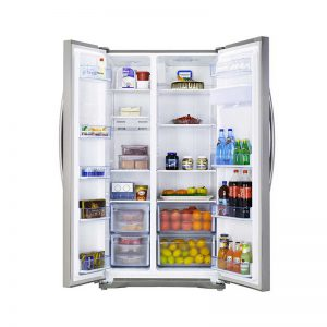 Tủ lạnh Alaska RC-76WS kiểu dáng hiện đại