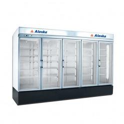 Tủ mát Alaska G2500-L5F kiểu dáng hiện đại