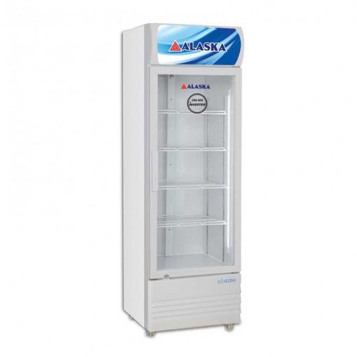 Tủ mát Alaska Inverter LC-633HI làm lạnh nhanh