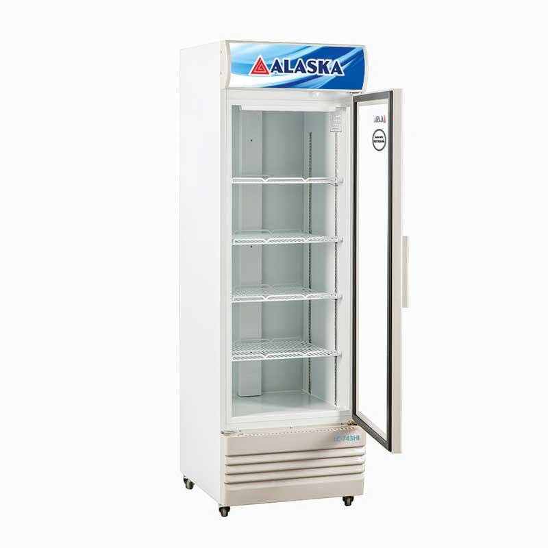 Tủ mát Alaska Inverter LC-733HI làm lạnh nhanh