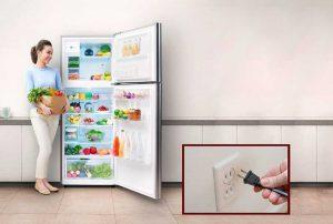 Ngắt điện khi không sử dụng tủ lạnh liệu có an toàn?