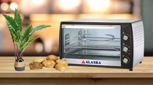 Bảng giá cập nhật lò nướng Alaska